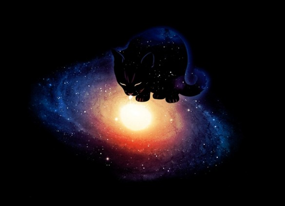 Catastrophic End Of The Milky Way t-shirt design Design by Niel Quisaba and Soloyo