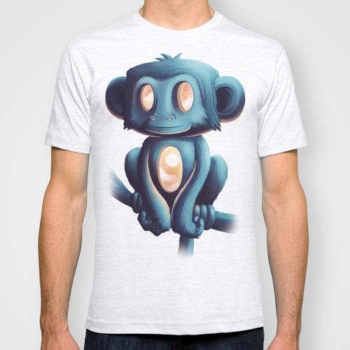 Daily Tee Sunrise custom t-shirt design by Chump Magic boy