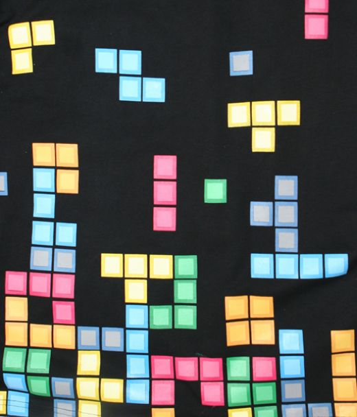 Daily Tee Tetris t-shirt design from technabob.com