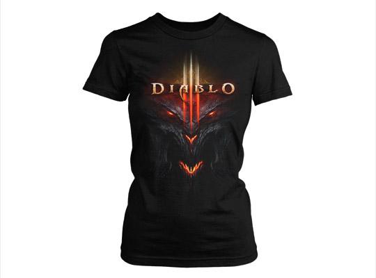 Diablo III t-shirt design from jinx Tee