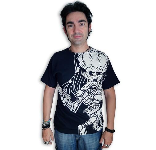 Predator custom t-shirt design from mbtee boy