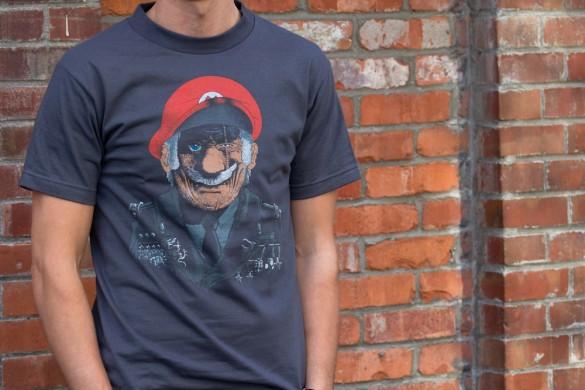 Retired plumber t-shirt design by 604republic.com 1