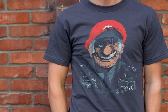 Retired plumber t-shirt design by 604republic.com 2