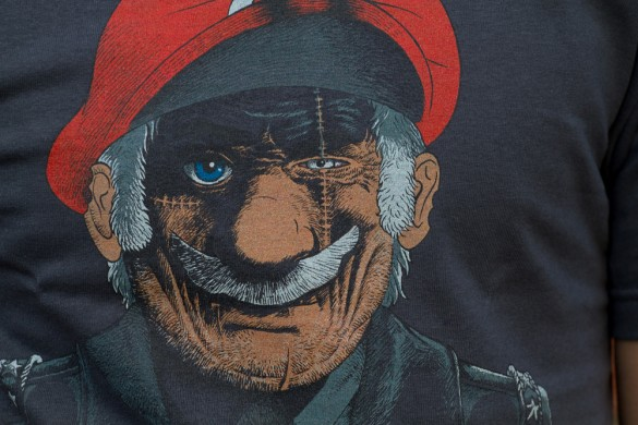 Retired plumber t-shirt design by 604republic.com design 2