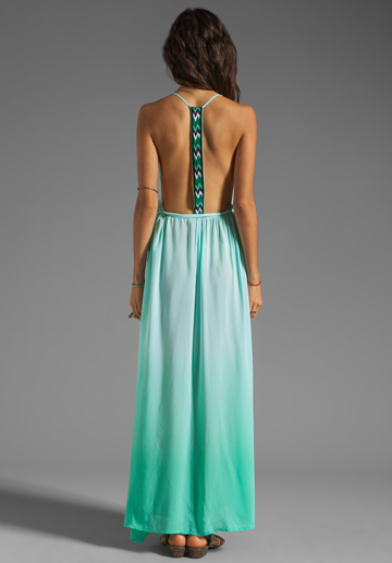 Woodleigh Veve Maxi Dress from revolveclothing back