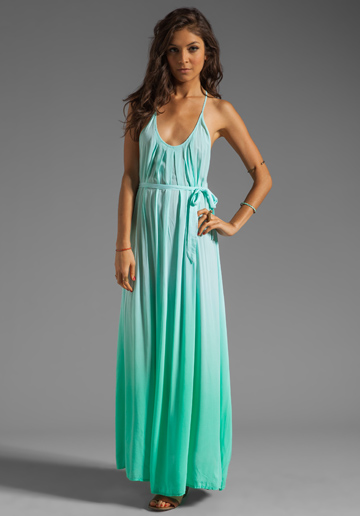 Woodleigh Veve Maxi Dress from revolveclothing front