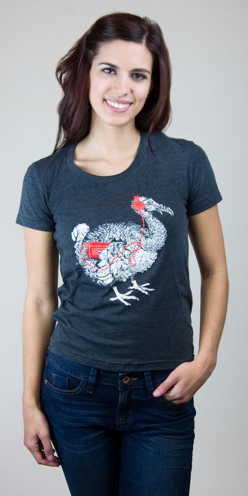 Daily Tee Extinct custom t-shirt design from chokeshirtco