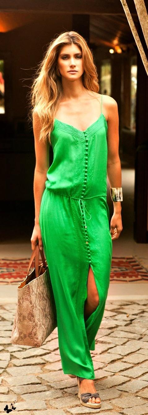 Dress-For-Summer-2013-green