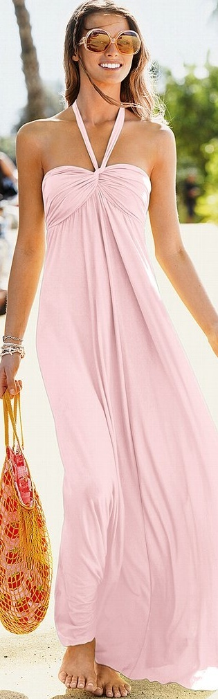 Dress For Summer 2013 pink