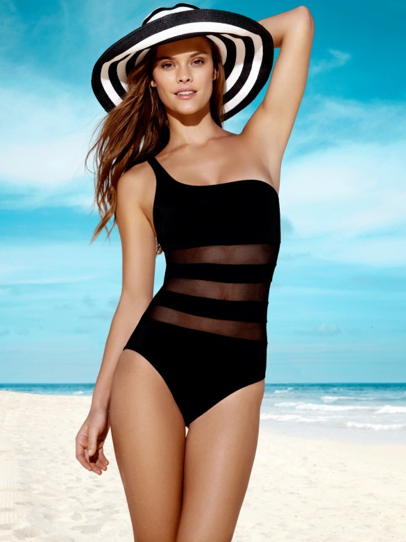 Nina Agdal for Penti Swimwear 2013 Collection 6