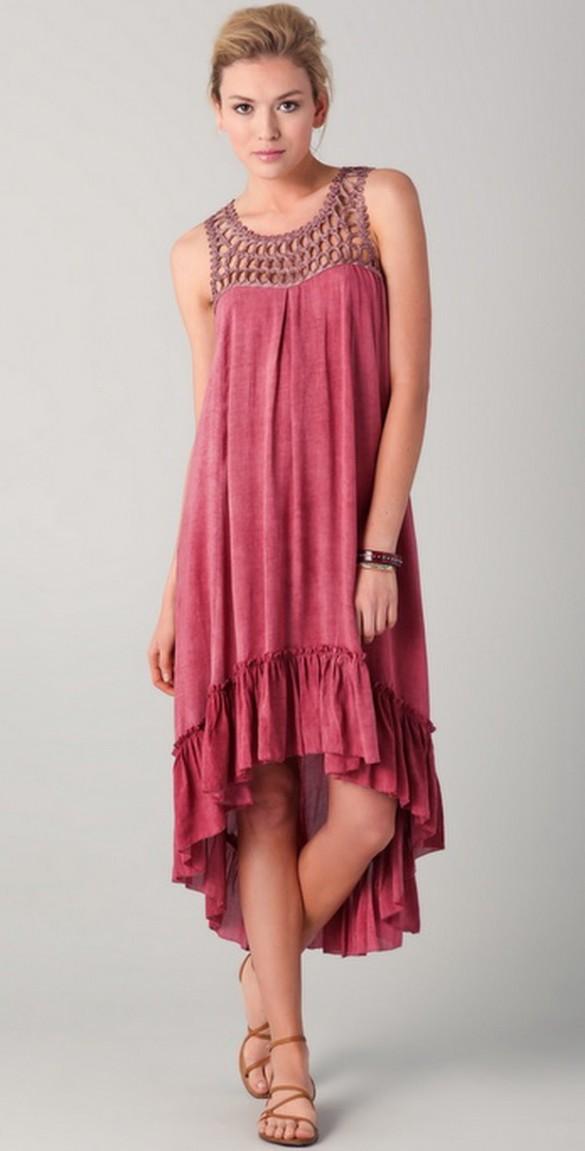 bohemian style dresses from stylisheve