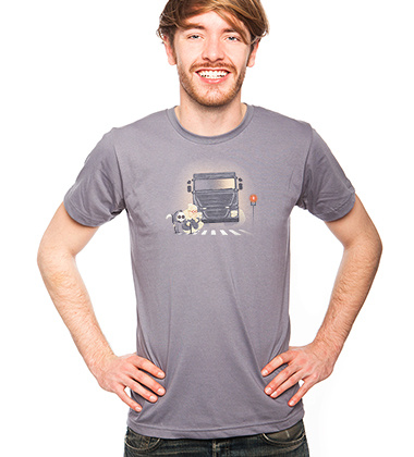 Bonne Action custom t-shirt design by vinsse boy