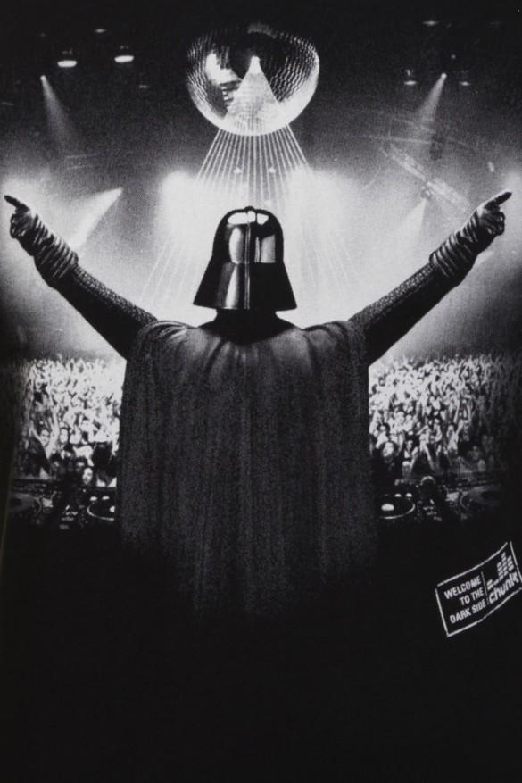 Daily Tee DJ Vader custom t-shirt design by truffleshuffle  design