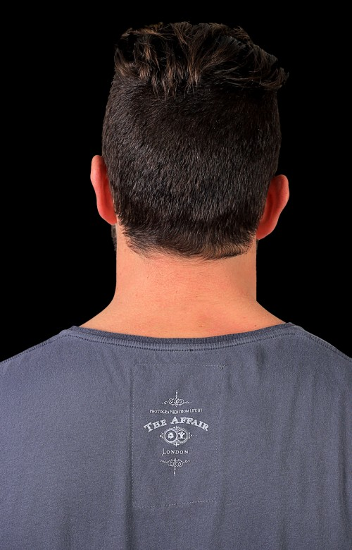 Daily Tee Dorian Gray custom t-shirt from the-affair back