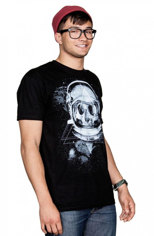 Dead Space custom t-shirt design by cyanide032 boy side