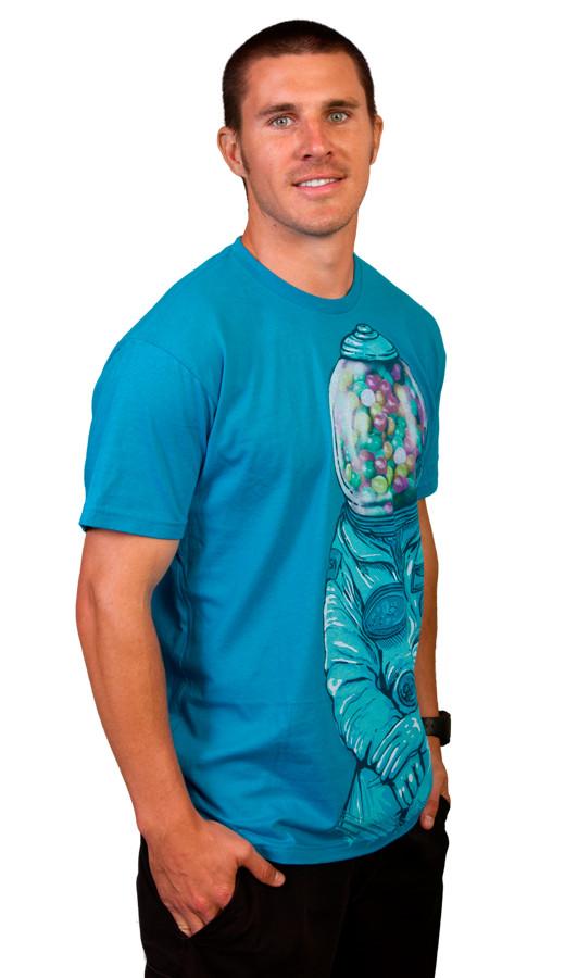 Gumballs custom t-shirt design by tolagunestro boy side