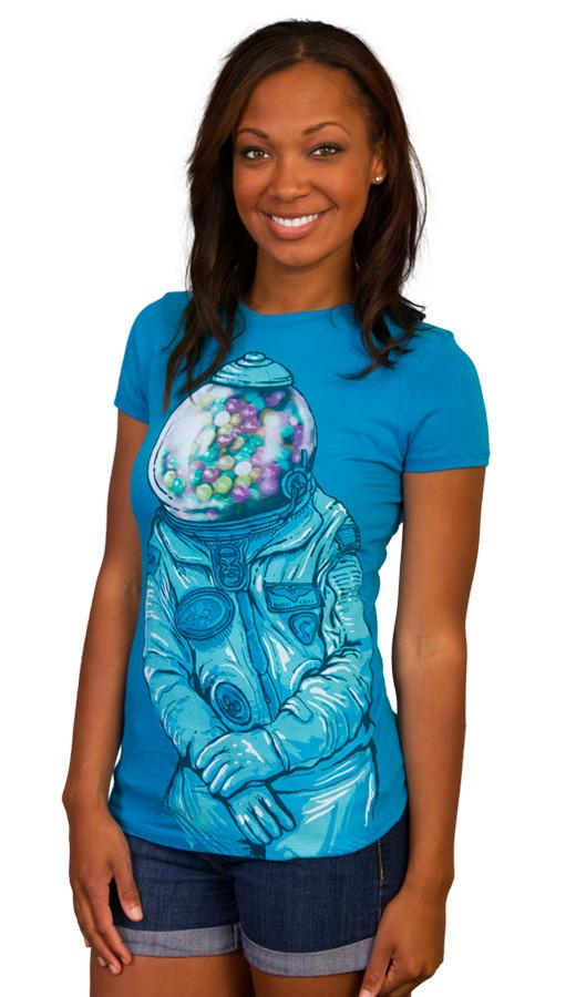Gumballs custom t-shirt design by tolagunestro girl