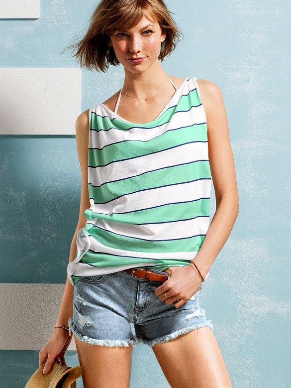 Summer Tops By Victoria S Secret Fancy T Shirts