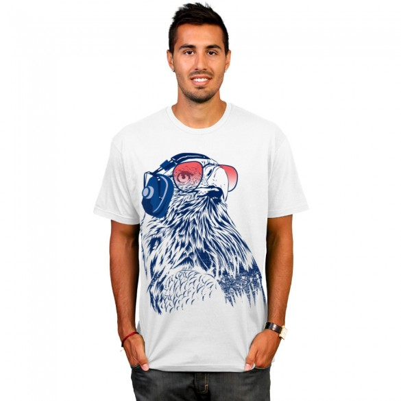 Perfect Pilot custom t-shirt design by juno87 boy
