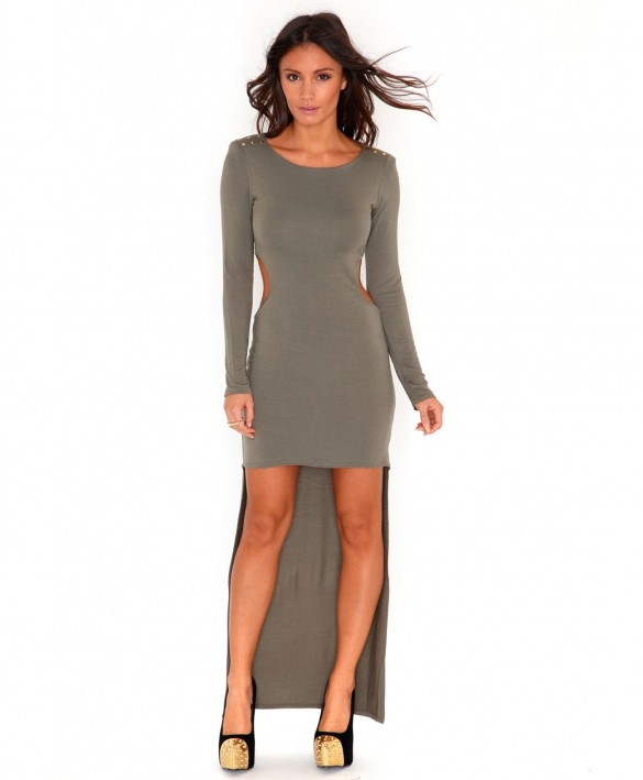 Trendy Asymmetrical Dresses from fashiondivadesign
