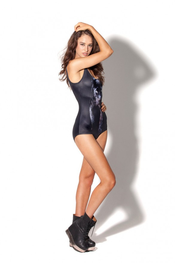 Panther Swimsuit from blackmilkclothing