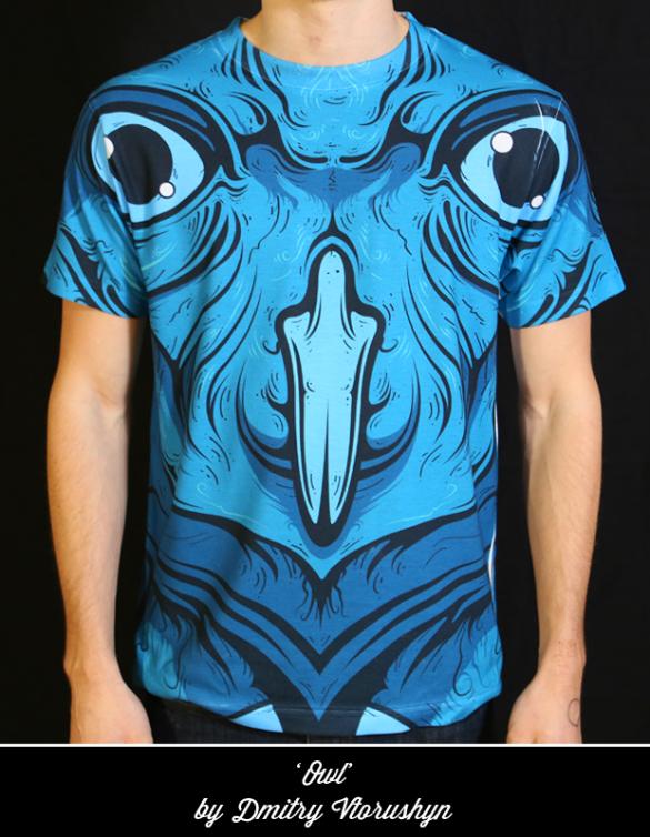 This isn't clothing - it's an EXPERIENCE, t-shirt design by Jordan Lejuwaan 4