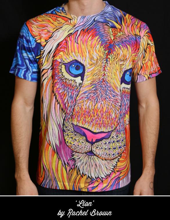 This isn't clothing - it's an EXPERIENCE, t-shirt design by Jordan Lejuwaan