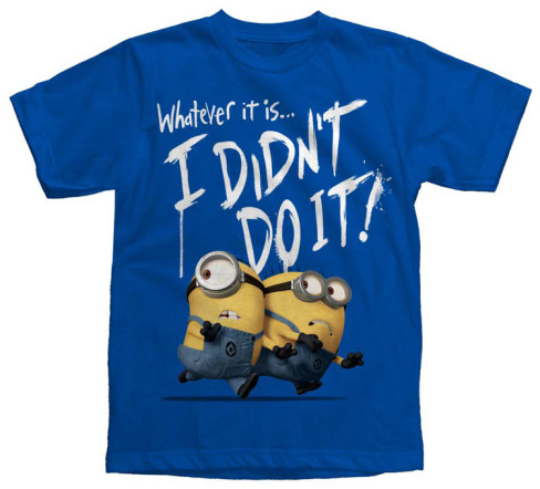youth despicable me 2 do it - How To Design T Shirts At Home