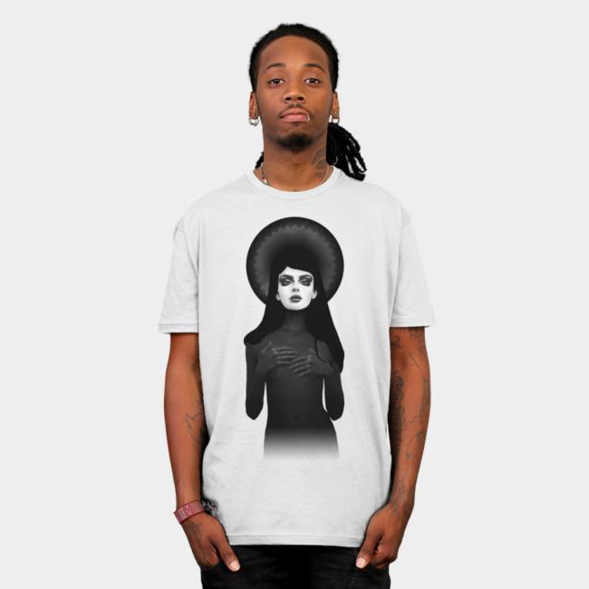 Morning Star T-shirt Design by Ruben Ireland
