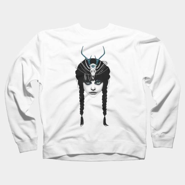 Wakeful Warrior T-shirt Design by RubenIreland