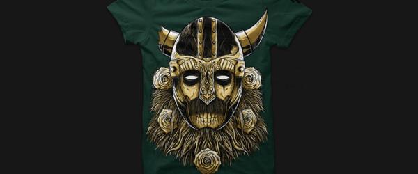 THE NORSEMAN T-shirt Design .