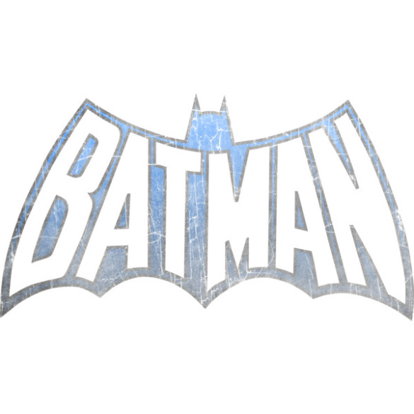 Vintage Batman Logo T-shirt