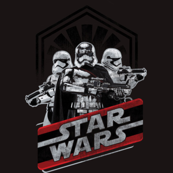 Captain Phasma & Troops design