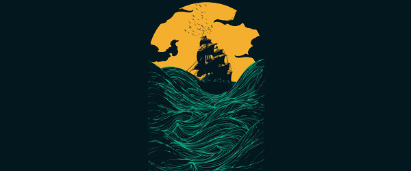 HIGH SEAS Design by sebastian design main image