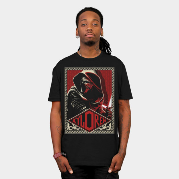 Kylo Ren Dark Ambition tee
