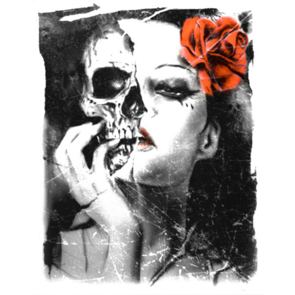 They Lived T-shirt Design by BrianMViveros design