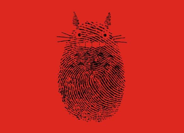 UNUSUAL FINGERPRINT Design by M SAFII MAINIAL design