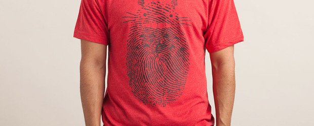 UNUSUAL FINGERPRINT Design by M SAFII MAINIAL man main image