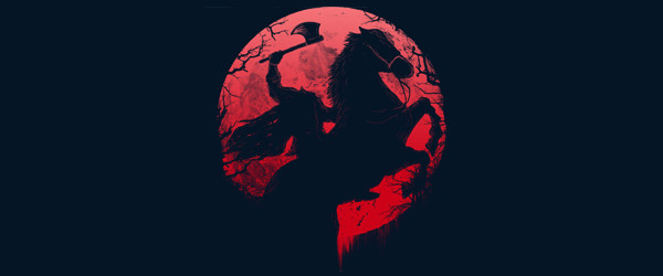 Headless Horseman T-shirt Design by opawapo design main image
