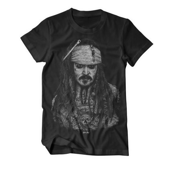 INKED IKONS Jack Sparrow