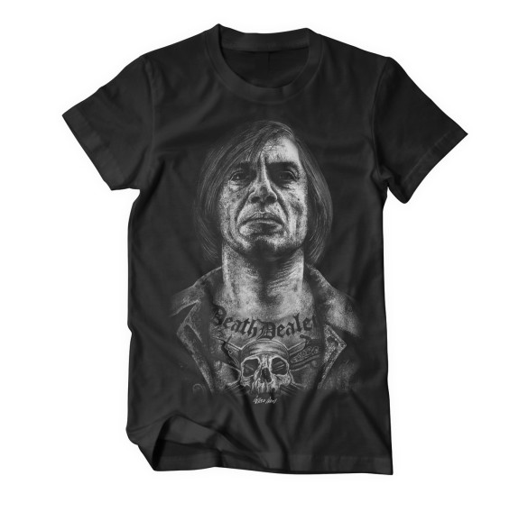 INKED IKONS No Country for Old Men T-Shirt