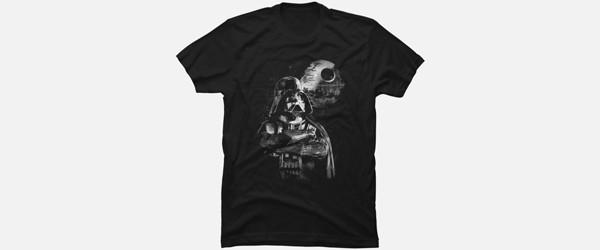 Lord Vader T-shirt main image