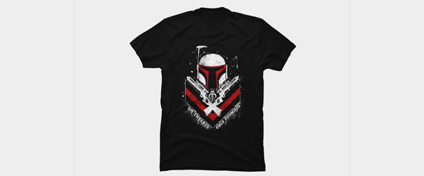 All Gone South T-shirt Design by StarWars man tee main image