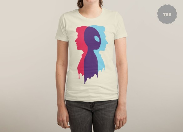 INTERSECTION T-shirt by  Design by Ibrahim Dilek woman tee