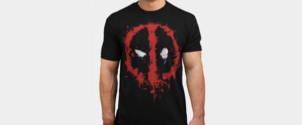 Deadpool Splatte main design