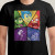 HOW S YOUR DAY  T-shirt Design by japdua man main imagejpg