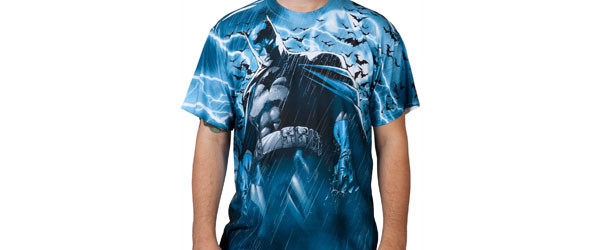 Lightning Batman Shirt front main image