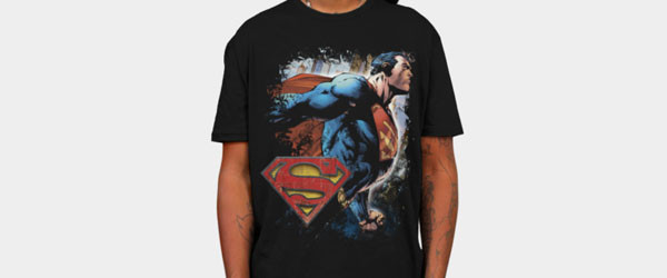 Superman - Son of Krypton T_shirt Design by DCComics main image