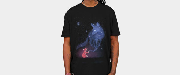 Celestial T-shirt Design by Freeminds man main image
