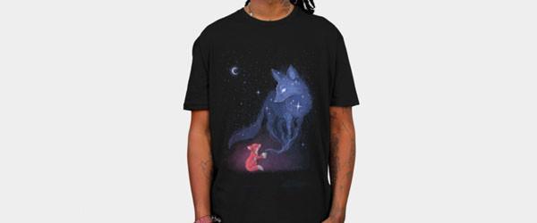 Celestial T-shirt Design by Freeminds man main image